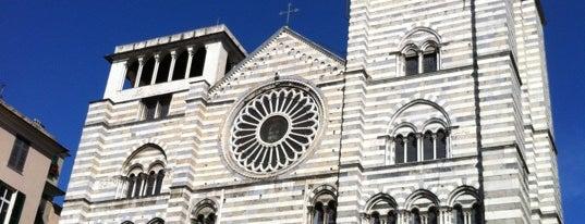 Cattedrale di San Lorenzo is one of √ Best Tour in Genova.