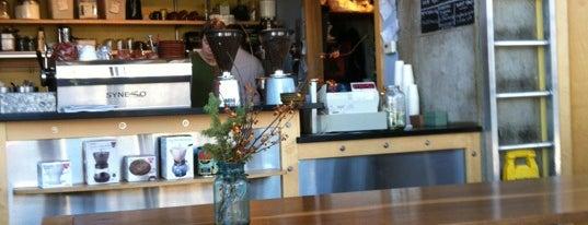 Bradbury's Coffee is one of My Favorite Free Wi-Fi Spots Around the World.