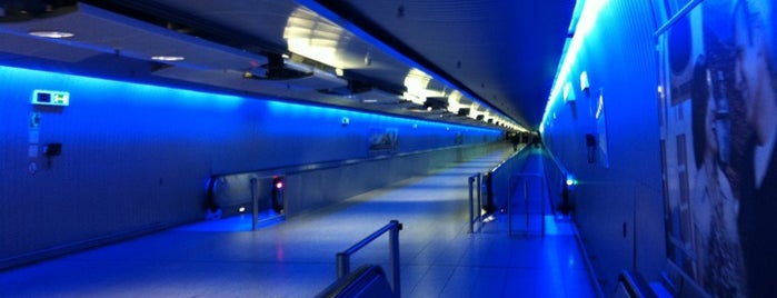 Frankfurt Airport (FRA) is one of Airport List.