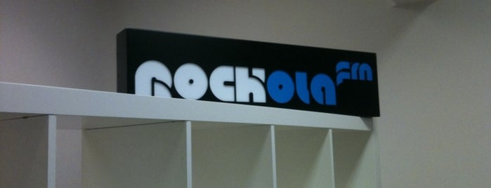 Rockola.fm is one of lugares madrid.