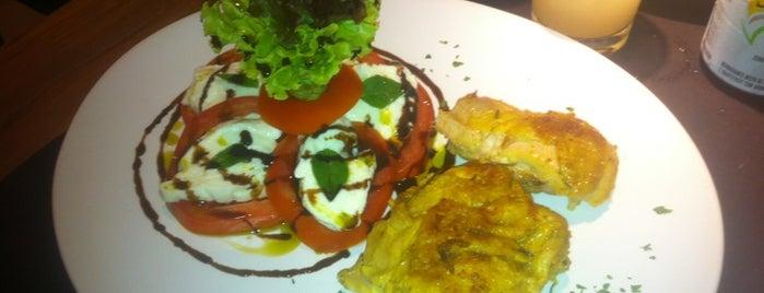 Oca Gourmet is one of Em Santos.