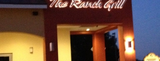 The Ranch Grill is one of To visit.