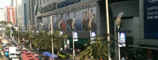 The Platinum Fashion Mall is one of Top picks for Food and Drink Shops.