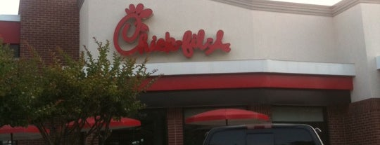 Chick-fil-A is one of Favorite Food.