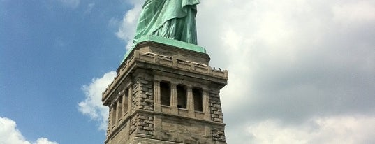 Statue of Liberty is one of World Sites.