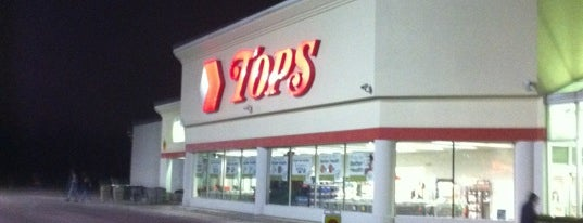 Tops Friendly Markets is one of 20 favorite restaurants.