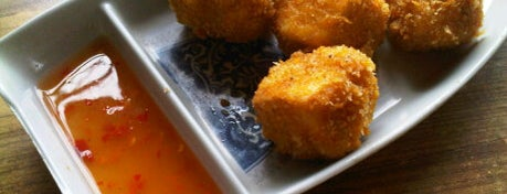 """Cafe Tahu is one of Bali """"Jaan"""" Culinary."""