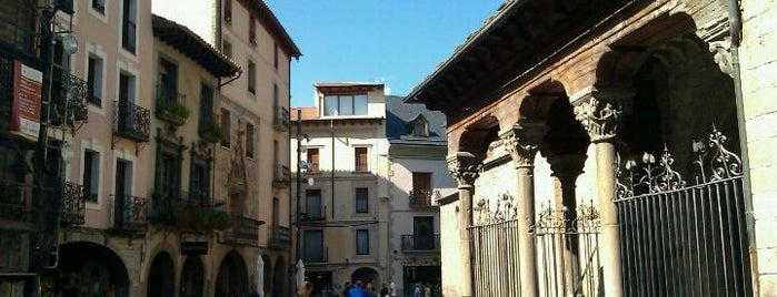 Catedral De Jaca is one of Catedrales de España / Cathedrals of Spain.