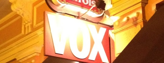 Vox Bar is one of Mesas Campeãs 2012.