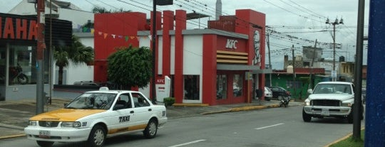 KFC is one of Familiar.