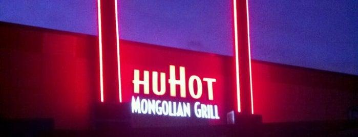HuHot Mongolian Grill is one of Top 10 dinner spots in Kenosha, WI.