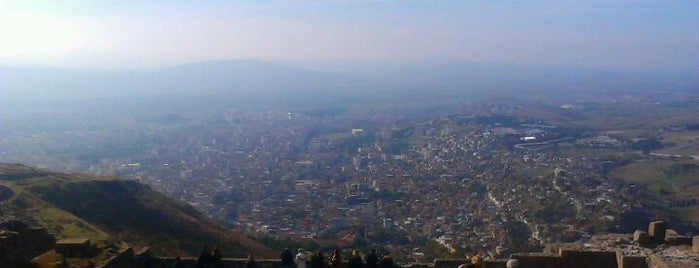 Bergama is one of İzmir.