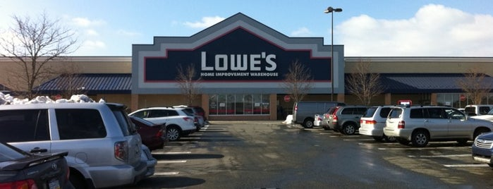 Lowe's Home Improvement is one of Hunger Games.