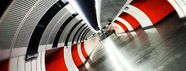 U Westbahnhof is one of Österreich.