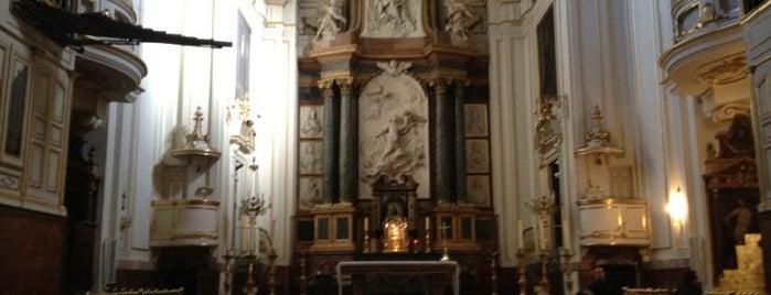 Monasterio de las Descalzas Reales is one of Conoce Madrid.