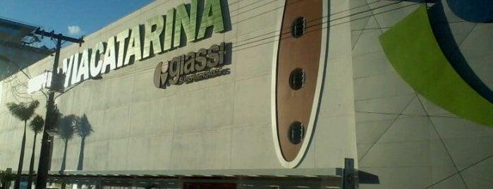 Shopping ViaCatarina is one of Lugares que já dei checkin.
