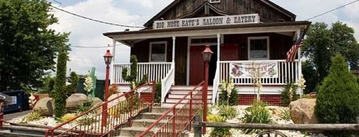 Big Nose Kate's is one of New York.