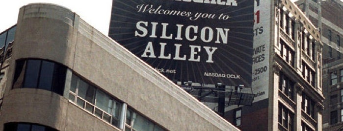 Silicon Alley is one of Design & Internet NYC.