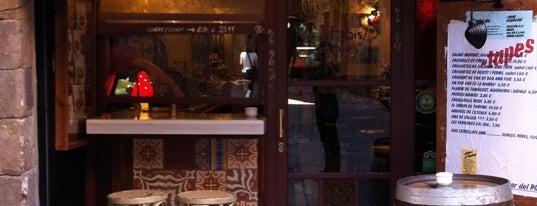 Bar del Pla is one of M&M Barcelona centre.
