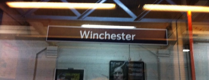 Winchester Railway Station (WIN) is one of Railway Stations in UK.