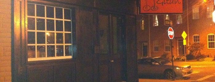 Gitan Bistro Cru is one of Canton Restaurants, Bars, and Taverns.