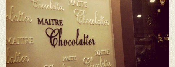 Maitre Chocolatier is one of Sweet Escape.