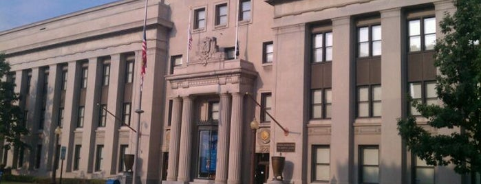 The American Legion National Headquarters is one of The Best Places in Indianapolis - #VisitUs.