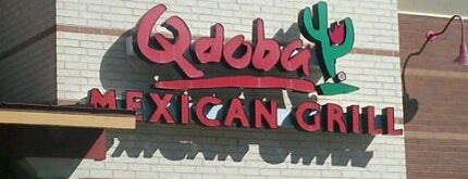 Qdoba Mexican Grill is one of Tulsa.