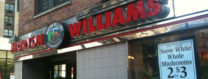 Morton Williams is one of Upper East Side Bucket List.
