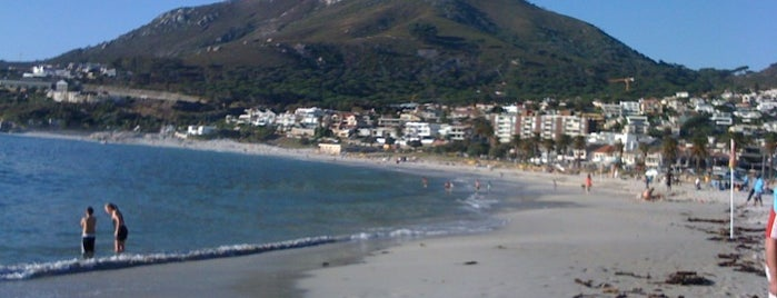Camps Bay Beach is one of Must-visit Great Outdoors in Cape Town.