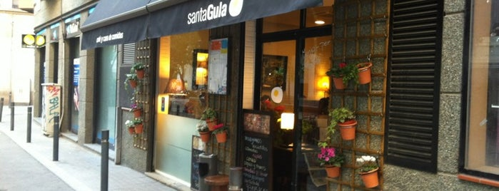Santa Gula is one of BCN new.