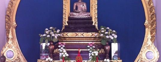 หอพระพุทธสิหิงค์ จ.ชลบุรี is one of Holy Places in Thailand that I've checked in!!.