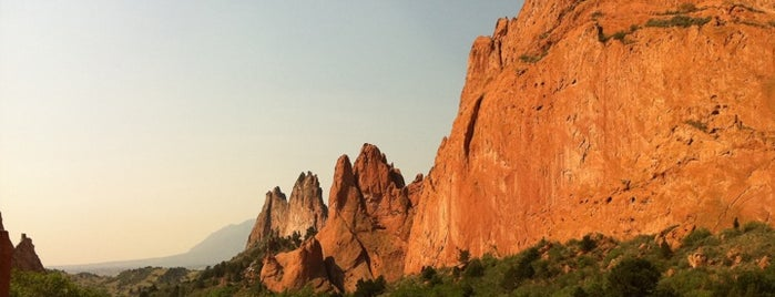 Garden of the Gods is one of Southern Colorado Guide.