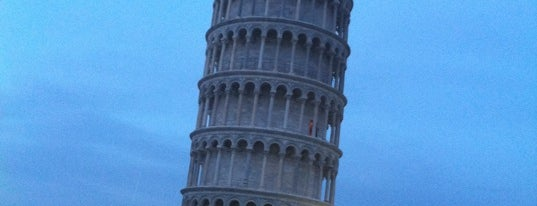 Tower of Pisa is one of The 7 WONDERS of The World.