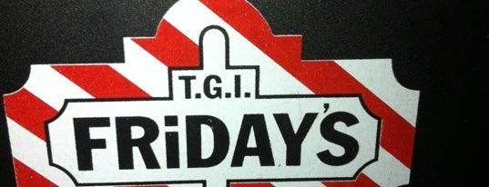 TGI Fridays is one of VEGAS FOOD.