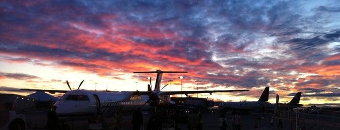 Spokane International Airport (GEG) is one of World Airports.