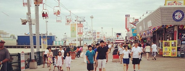 Seaside Heights Beach is one of SEOUL NEW JERSEY.