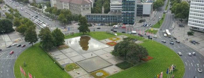 Ernst-Reuter-Platz is one of Berlin to do.