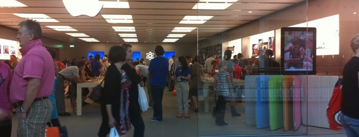 Apple Festival Place is one of All Apple Stores in Europe.