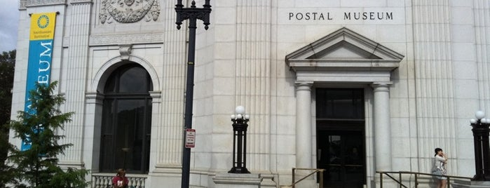 National Postal Museum is one of Museums to visit in Washington,DC.