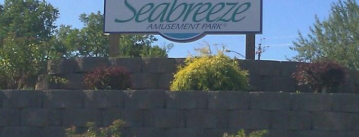 Seabreeze Amusement Park is one of Historian.