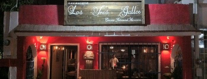 Los Tres Gallos is one of Cabo San Lucas.