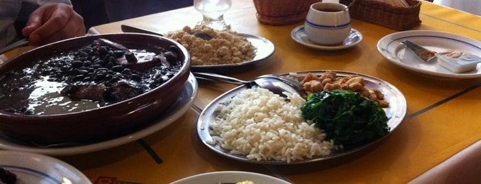 Restaurante Castelinho is one of pra conhecer.