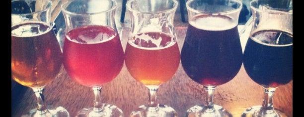 HopCat is one of Draft Mag's Top 100 Beer Bars (2012).