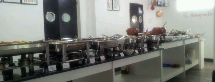 Integrale is one of Restaurantes da Chácara.