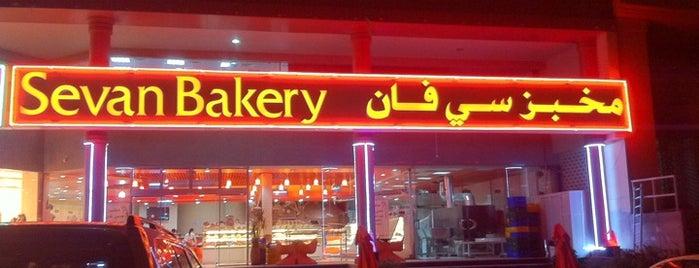 Sevan Sweets & Bakery is one of Dubai Food.
