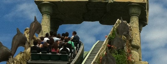 Gardaland is one of Best of World Edition part 2.