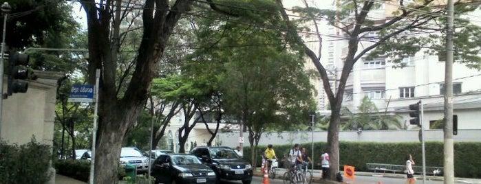 Avenida República do Líbano is one of AVENIDAS & RUAS | BRAZIL.