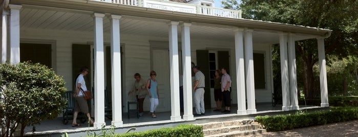 French Legation Museum is one of Austin's Best Museums - 2012.