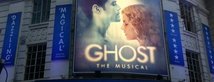Piccadilly Theatre is one of London Shows.